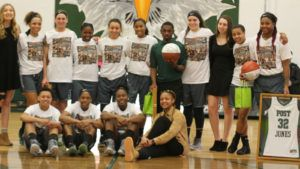 WBB Senior Day