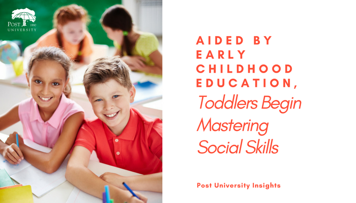 Early Childhood Education Helps Toddlers Master Social Skills