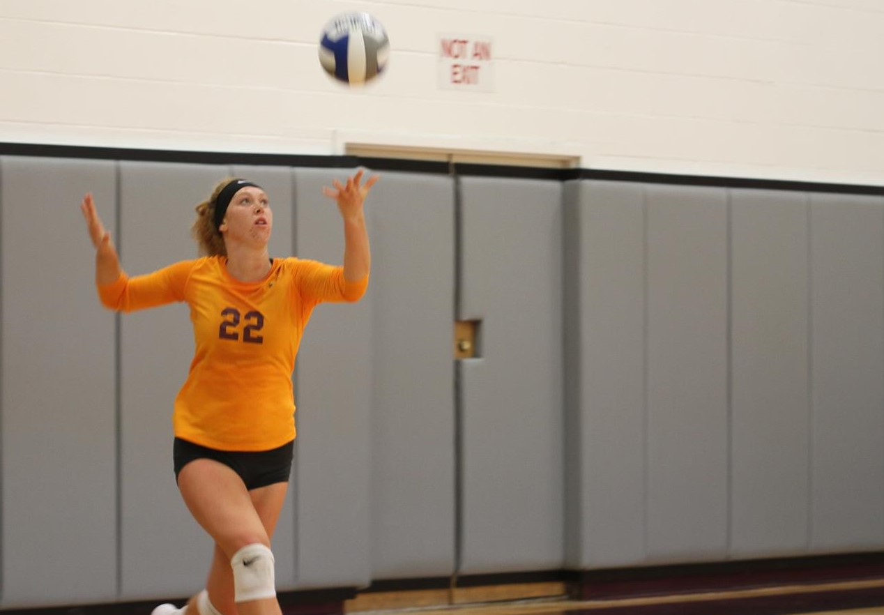 Post Volleyball Defeats Nyack in Five-Sets