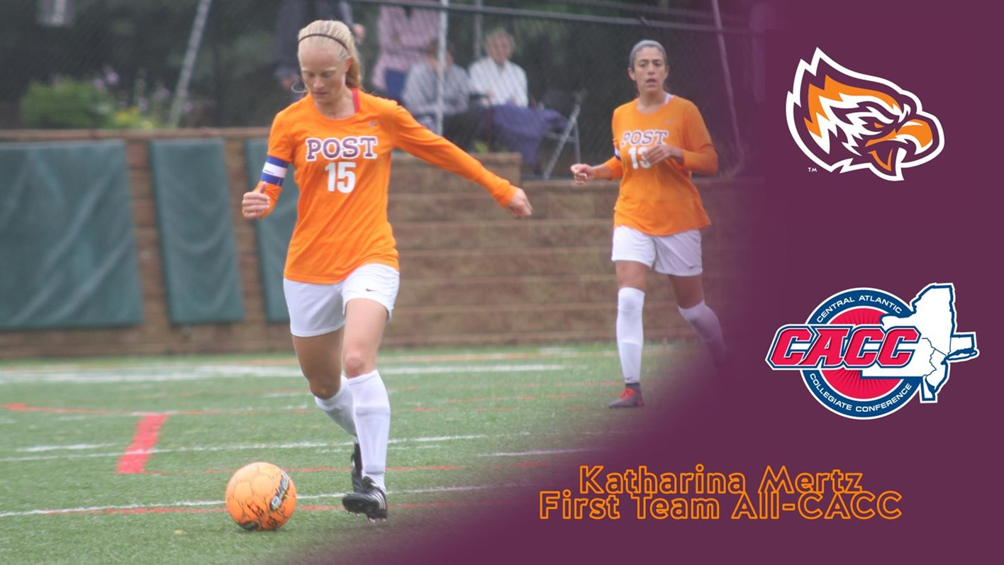 Post Soccer Players Named All-CACC