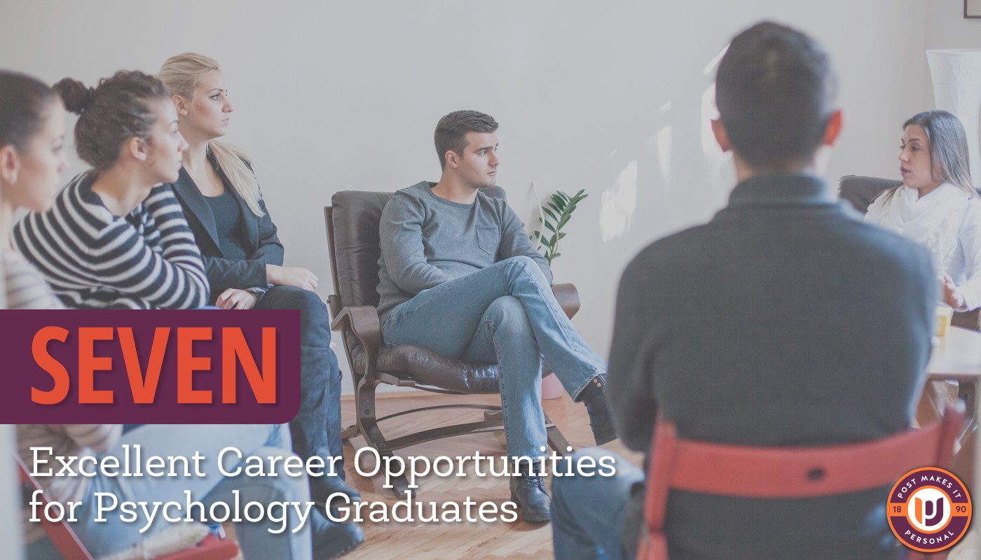 7 Excellent Career Opportunities for Psychology Graduates