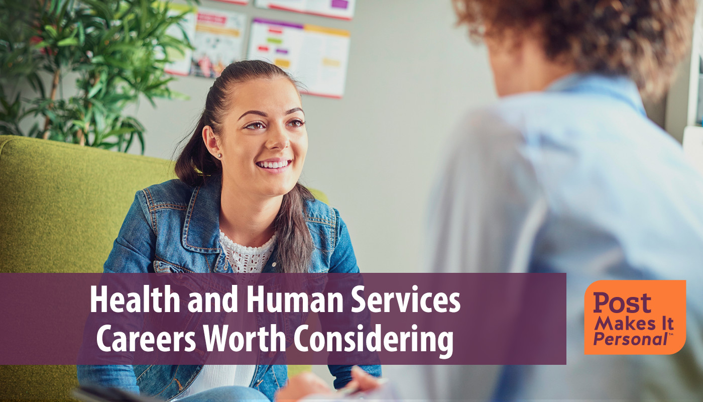 Health and Human Services Careers Worth Considering