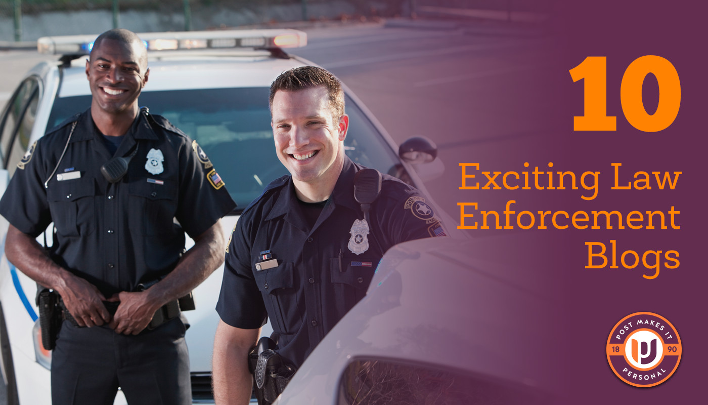 10 Exciting Law Enforcement Blogs