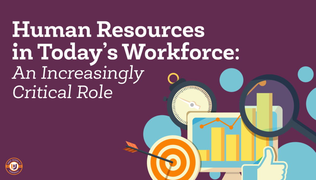 Human Resource in Today's Workforce