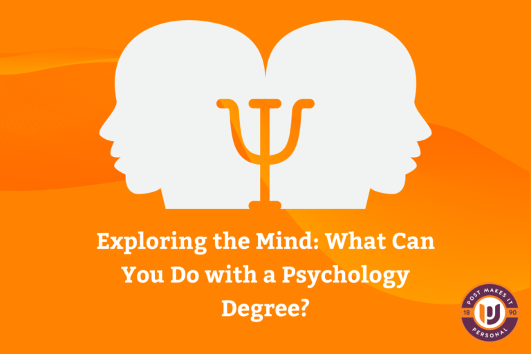 Exploring the Mind: What Can You Do with a Psychology Degree?