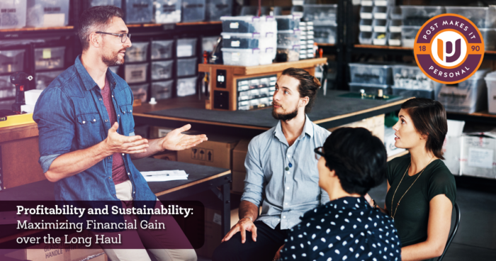 Profitability and Sustainability: Maximizing Financial Gain over the Long Haul