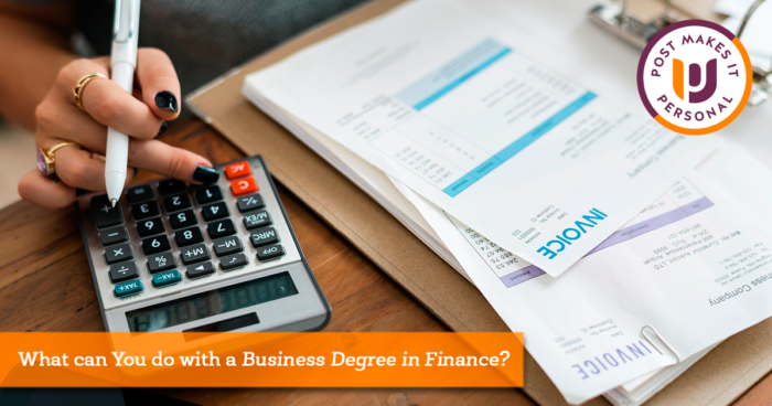 What Can You Do with a Business Degree and a Concentration in Finance?