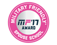 2017 Military Friendly School for Spouses