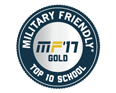 2017 Military Friendly Top 10 School