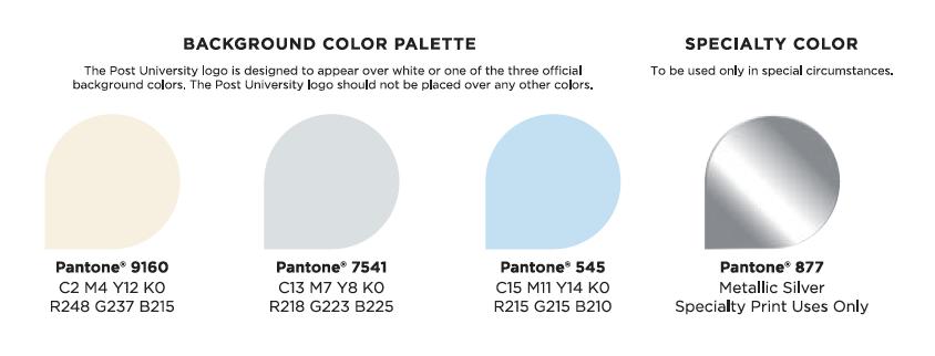 Background Color Palette