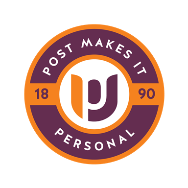 Post Makes It Personal 1890