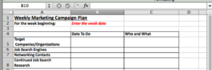 Spreadsheet Screenshot for Step 5