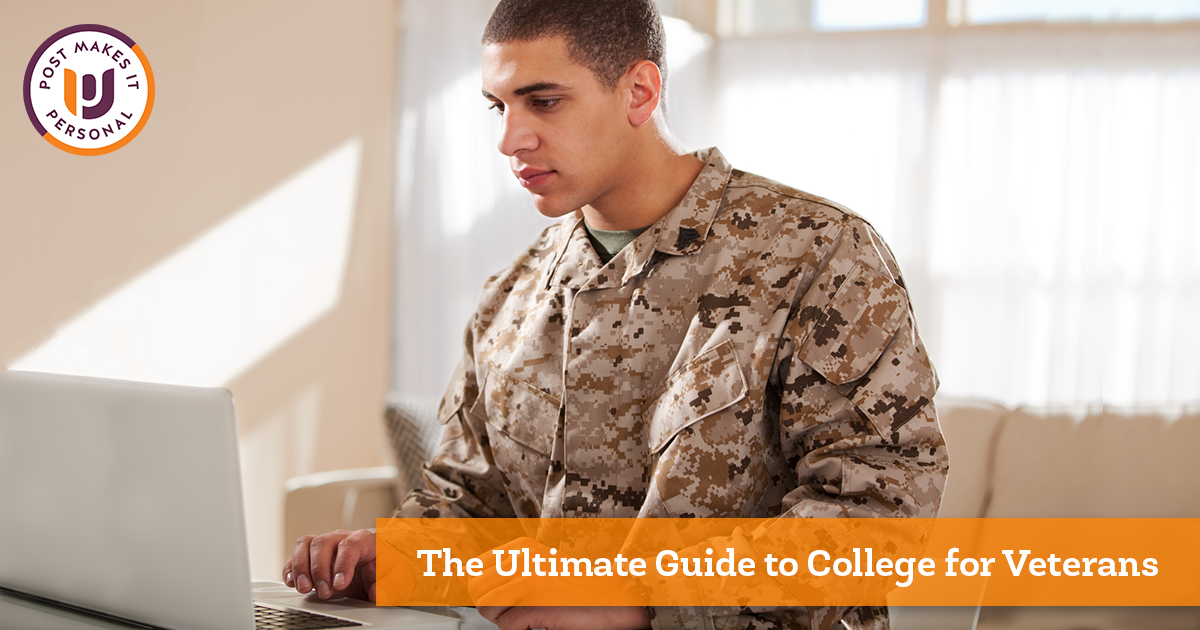 The Ultimate Guide to College for Veterans
