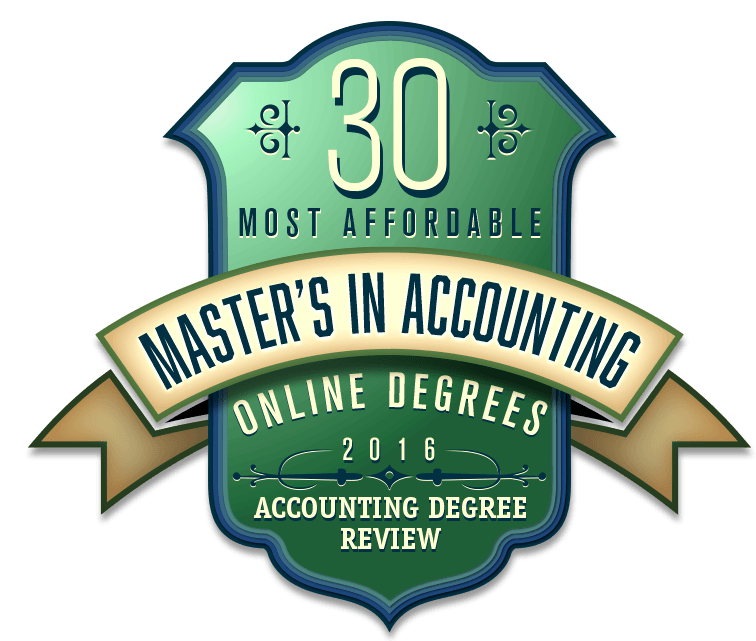Top 30 Affordable Online Master's Degrees in Accounting