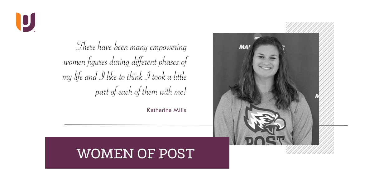 Women of Post – Katherine Mills