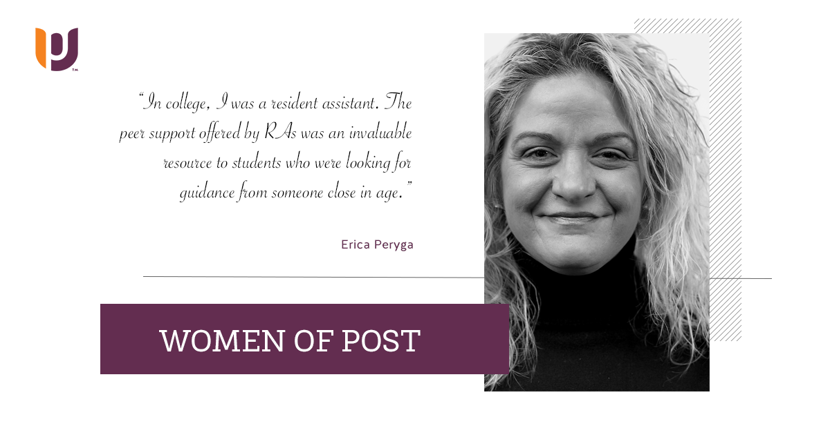 Women of Post – Erica Peryga