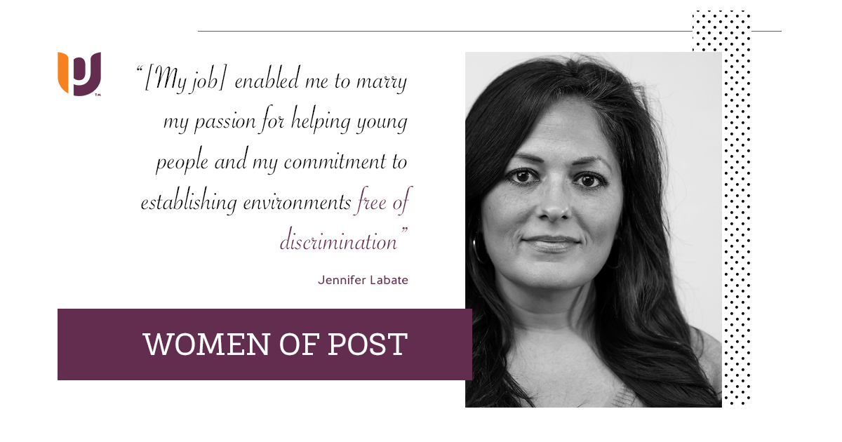 Women of Post – Jennifer Labate