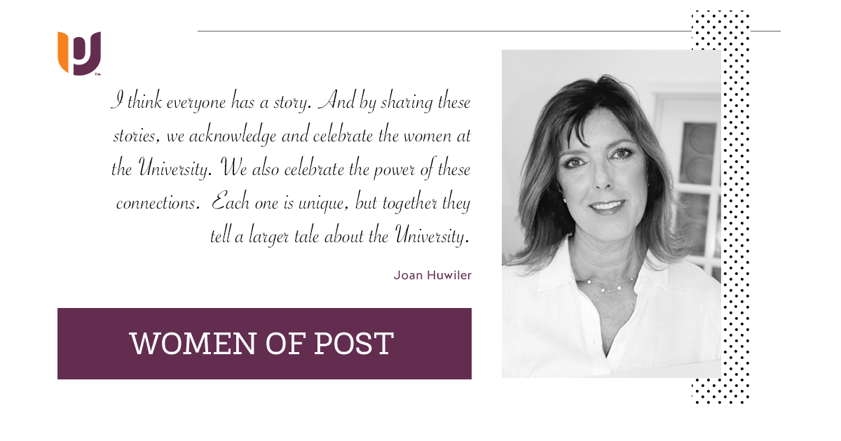 Women of Post – Joan Huwiler