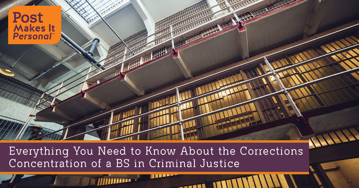 Top Reasons to Consider a BS in Criminal Justice with a Corrections Concentration