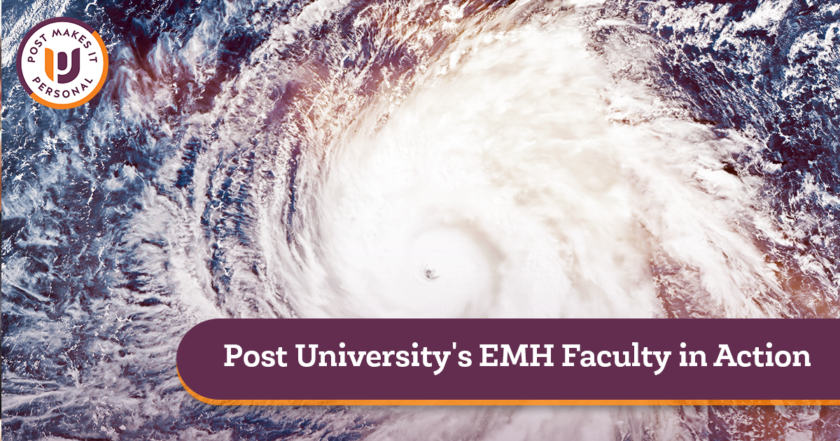 Emergency Management and Homeland Security Faculty in Action
