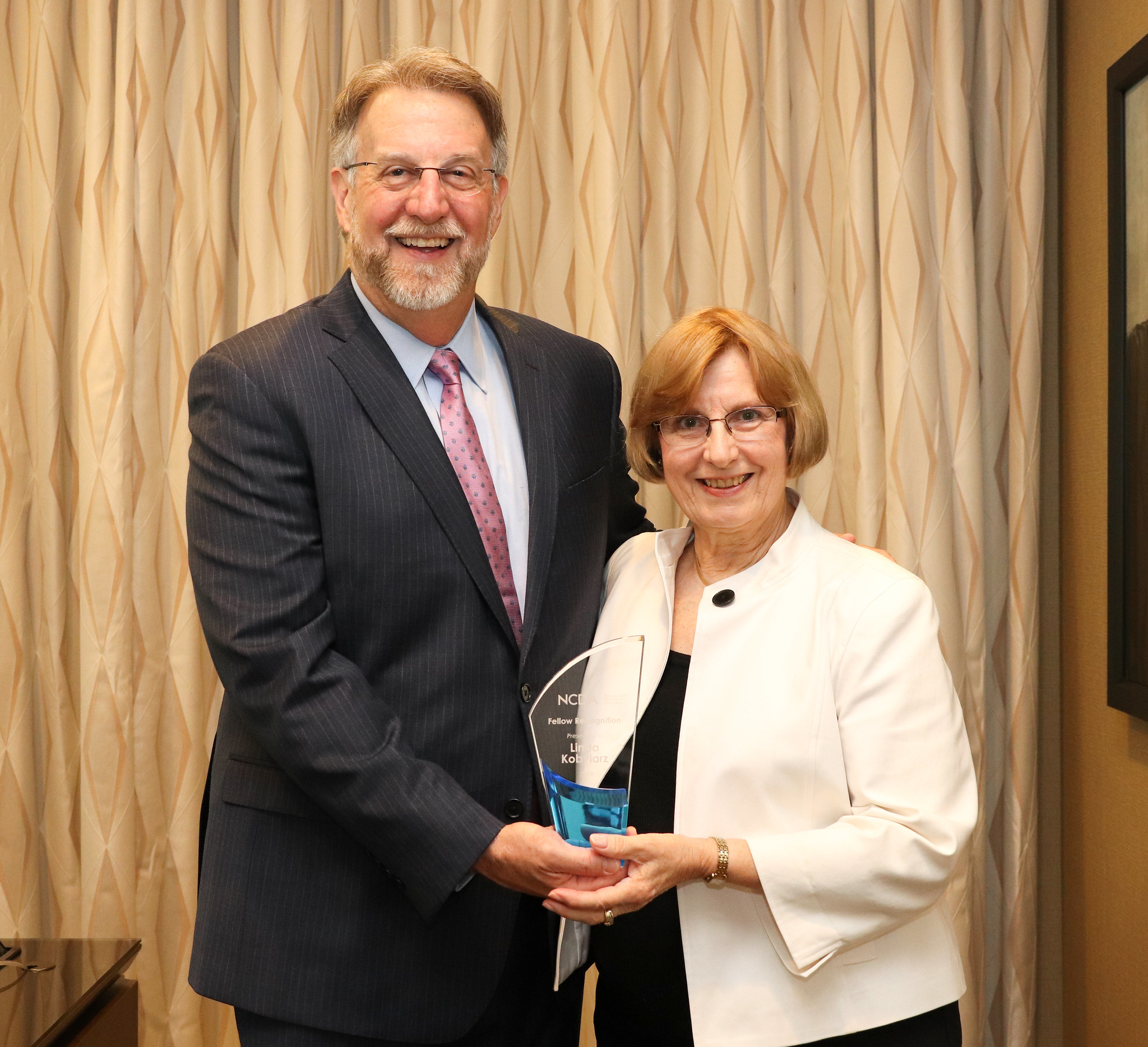 Linda Kobylarz Recognized with Fellows Award from the National Career Development Association