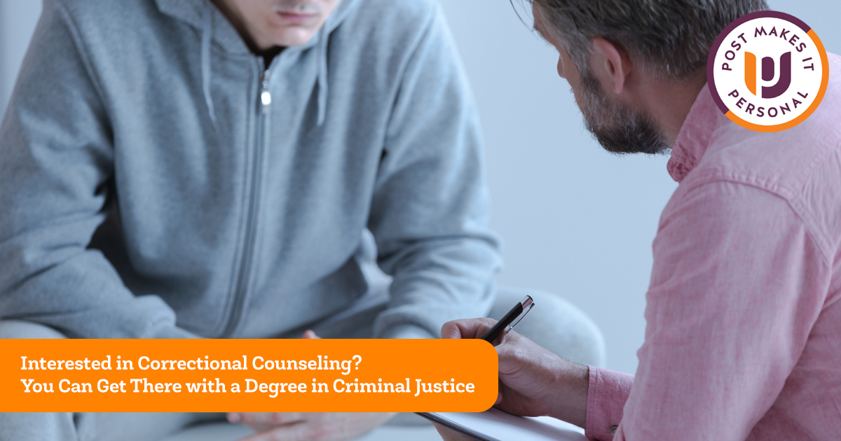 Interested in Correctional Counseling? You Can Get There with a Degree in Criminal Justice
