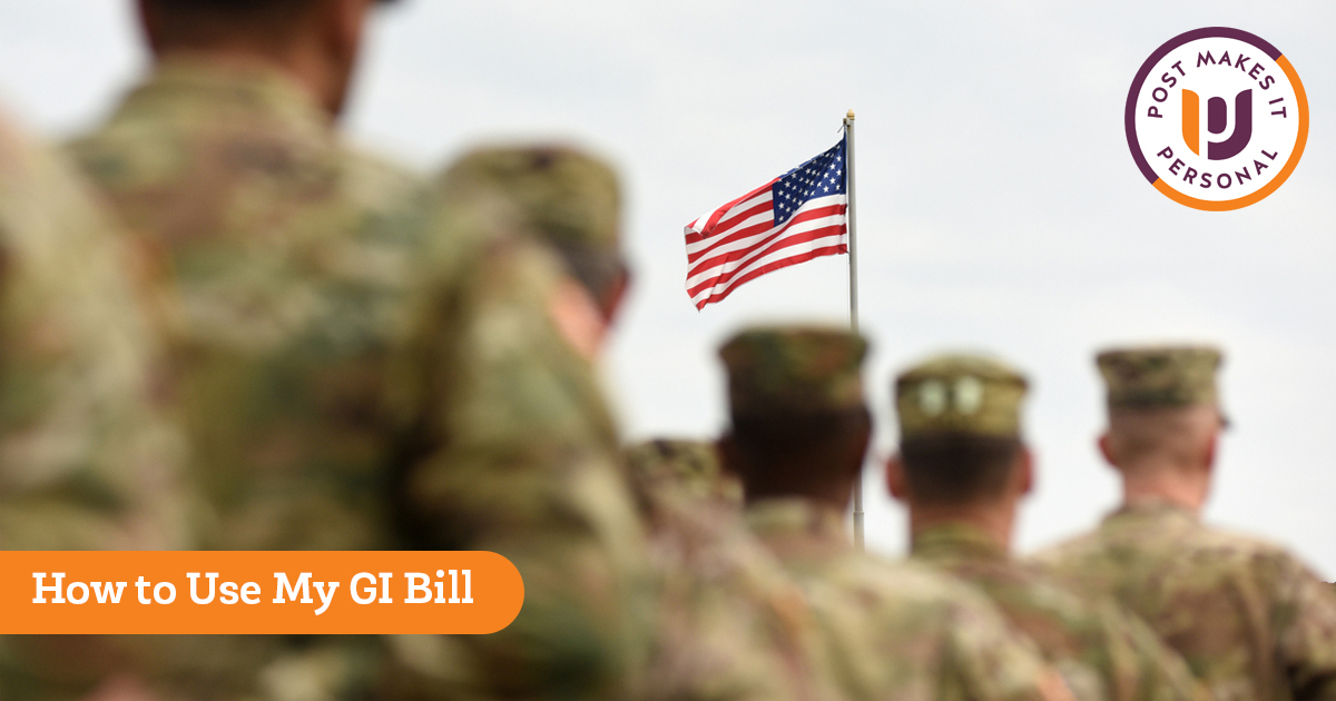 Making the Most of the GI Bill As a College Student