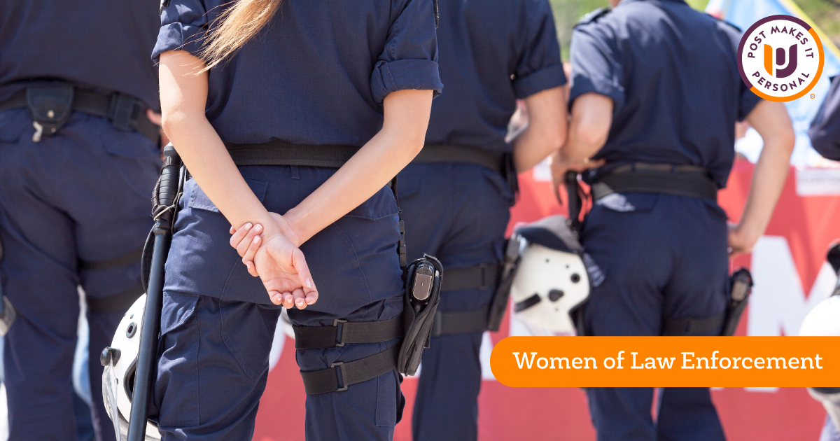 Women of Post in Law Enforcement: Exciting News For Graduates Abrianna Diana And Emily Clark