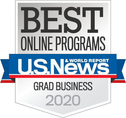 US News & World Report Best Online Grad Business Programs 2020