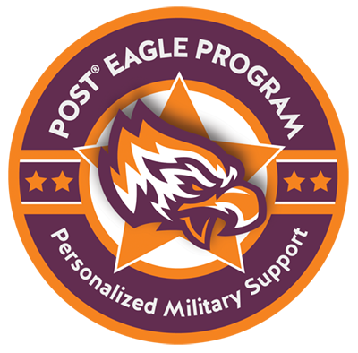 Post Eagle Program Seal