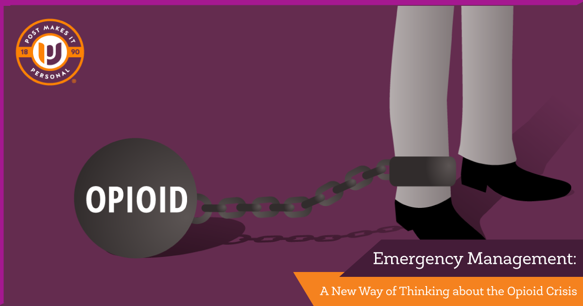 Emergency Management: A New Way of Thinking about the Opioid Crisis