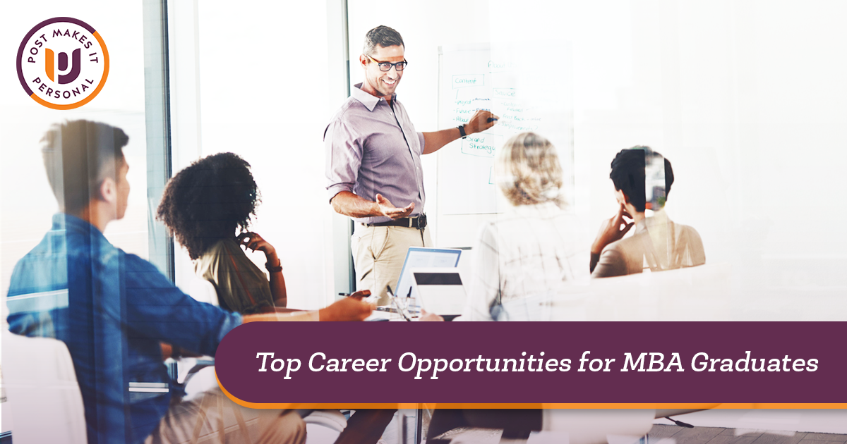 Top Career Opportunities for MBA Graduates