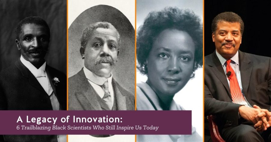 A Legacy of Innovation: 6 Trailblazing Black Scientists Who Still Inspire Us Today