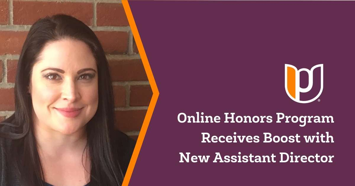 Online Honors Program Receives Boost with New Assistant Director