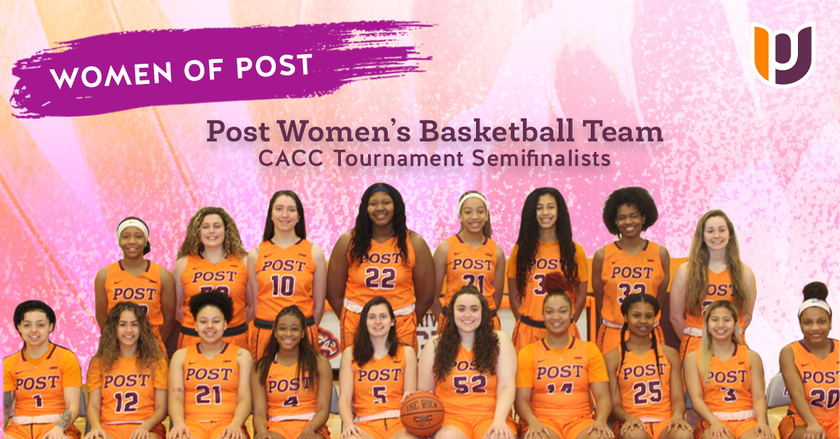 Women of Post – 2020 Women's Basketball Team