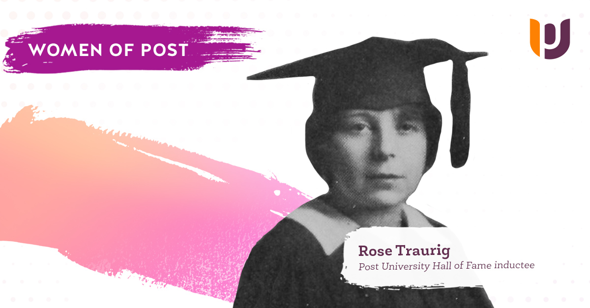 Women of Post – Rose Traurig