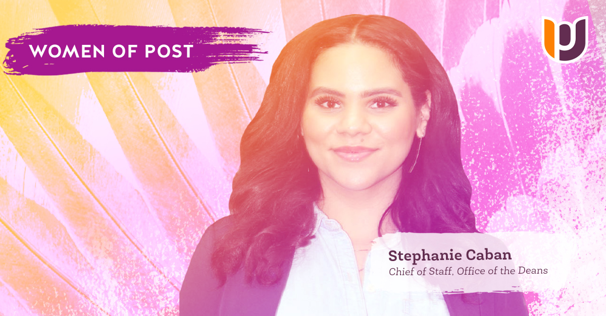 Women of Post – Stephanie Caban