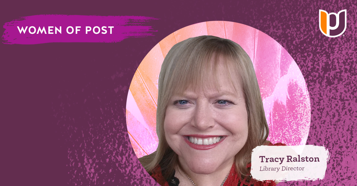 Women of Post – Tracy Ralston