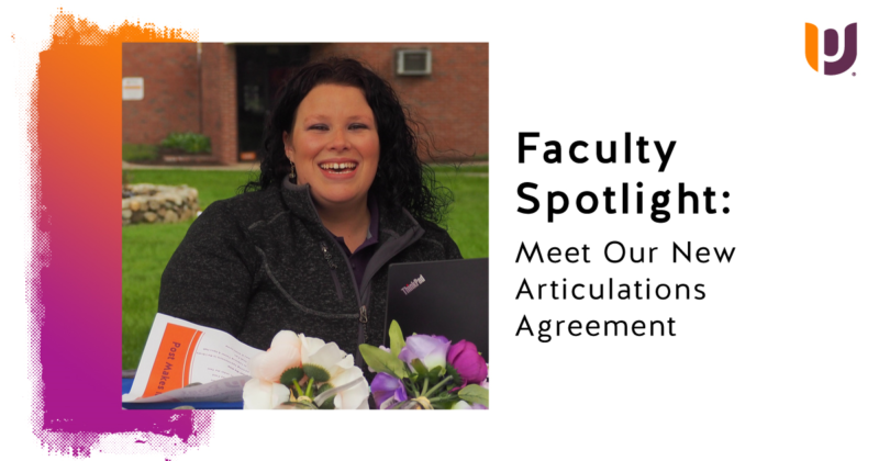 Faculty Spotlight: Meet Our New Articulations Agreement Specialist
