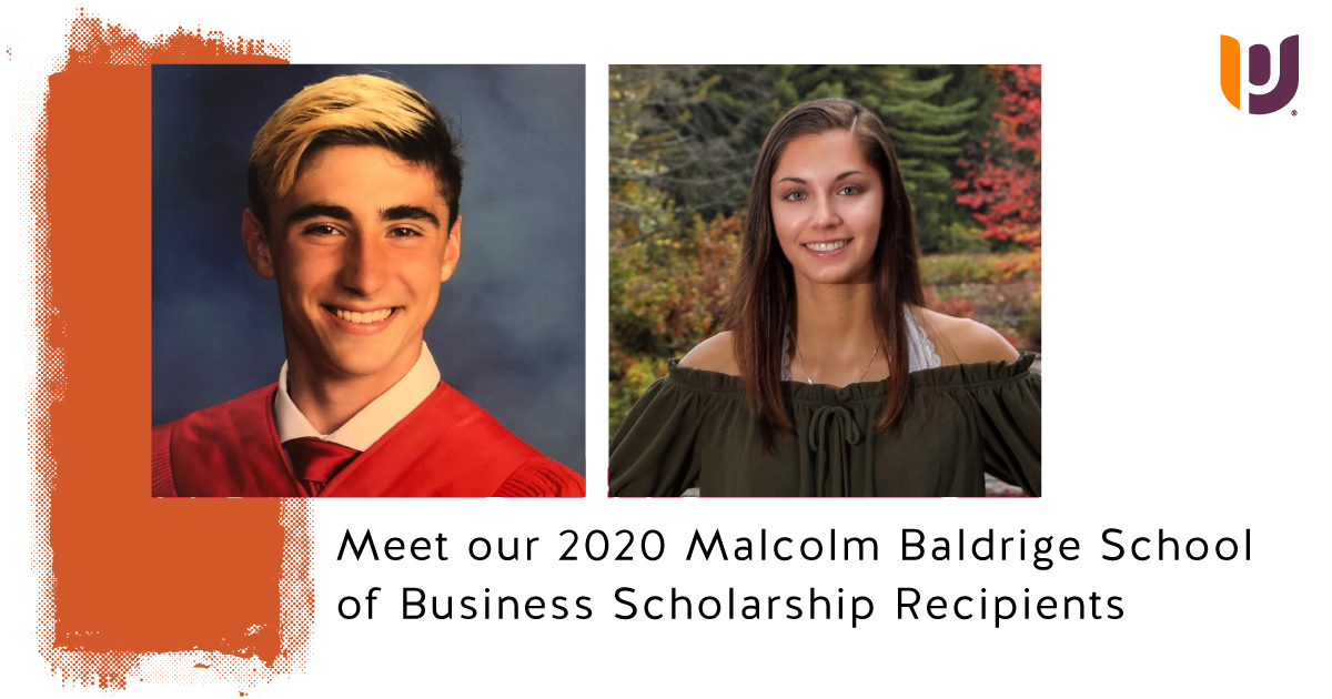 scholarship winner profiles