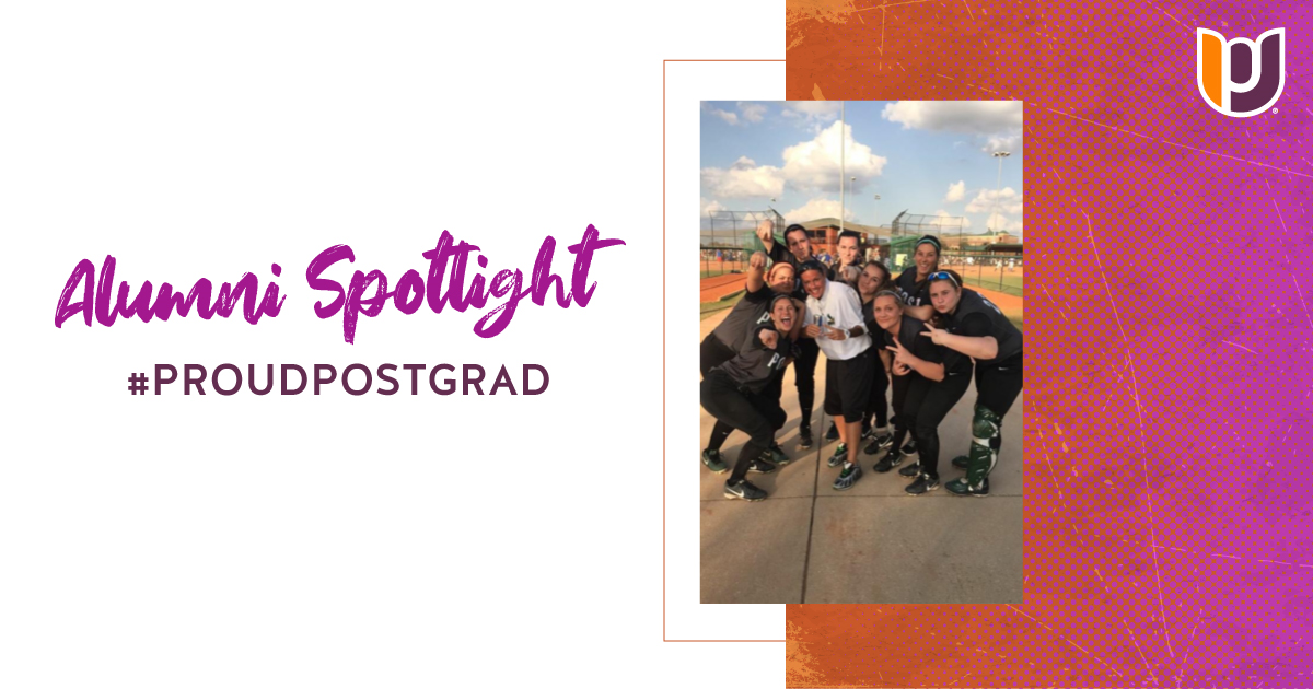 #ProudPostGrad Spotlight: From Student-Athlete to Assistant Athletic Director