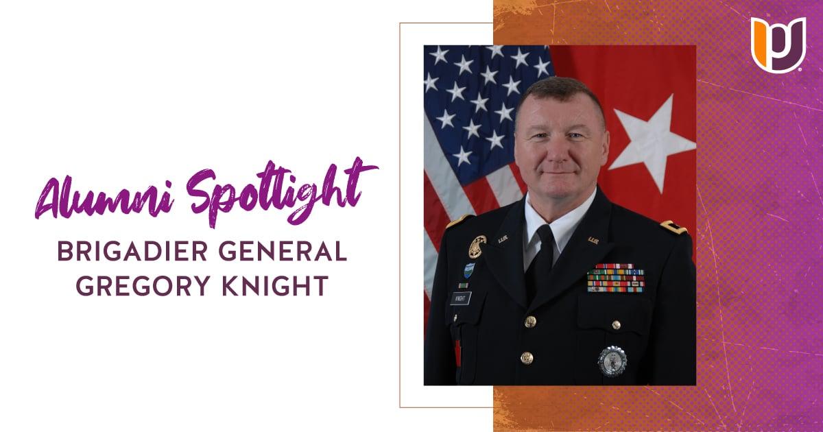 Post Alumnus Greg Knight becomes Vermont Adjutant General