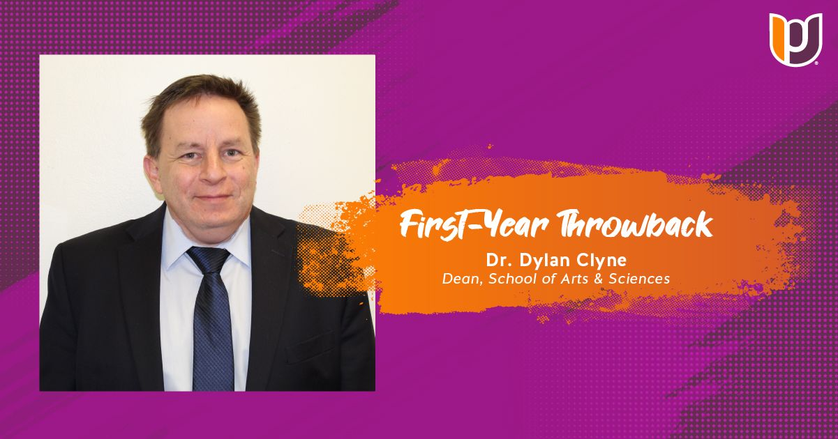 First Year Throwback – Dylan Clyne