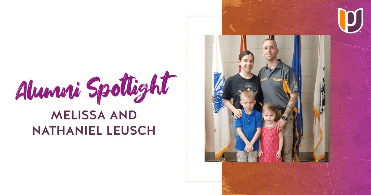 Alumni Spotlight: Nathaniel and Melissa Leusch