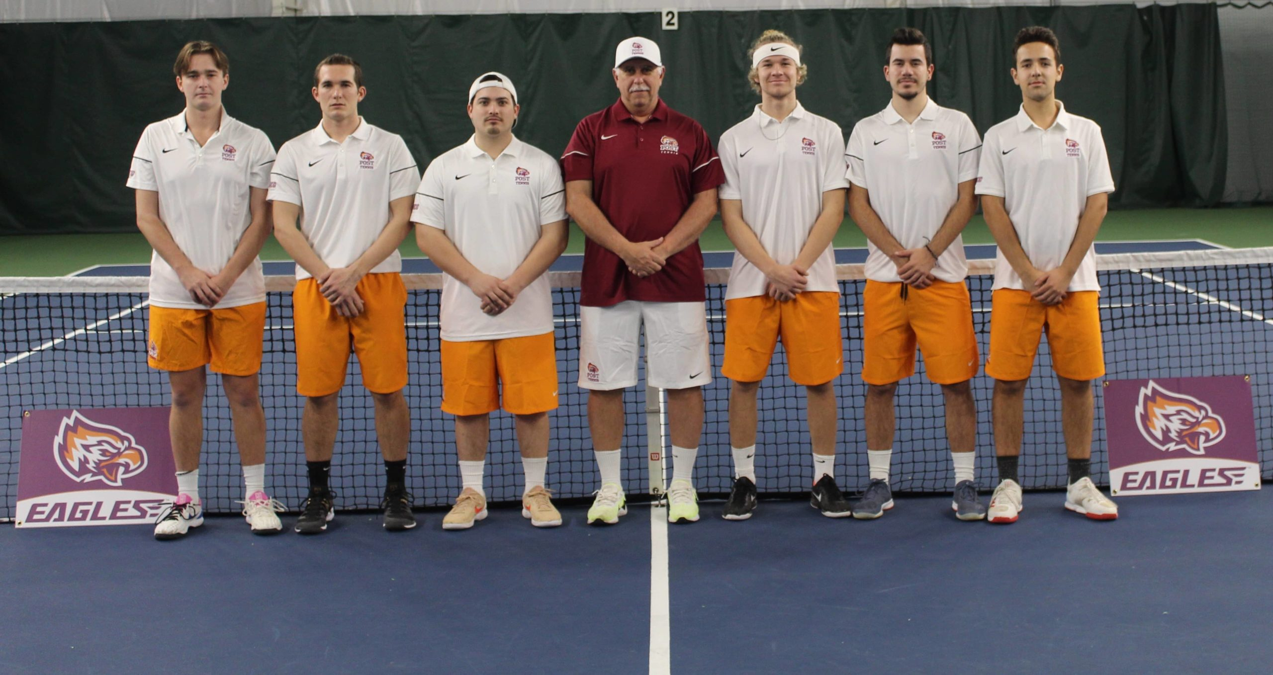 men's tennis team
