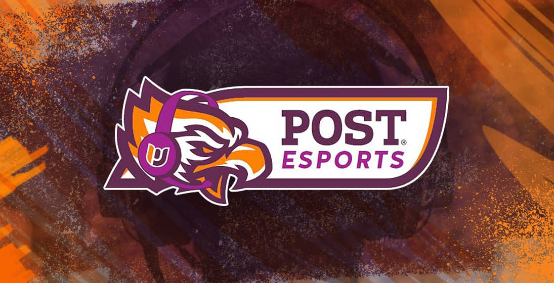 Post University Esports Teams Make Their Mark Online and in the Community