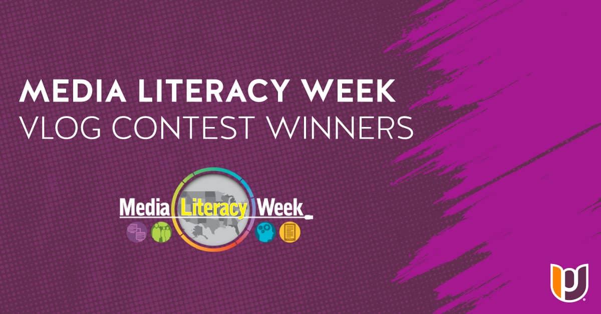 media literacy week logo