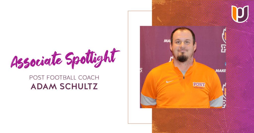 headshot of coach schultz