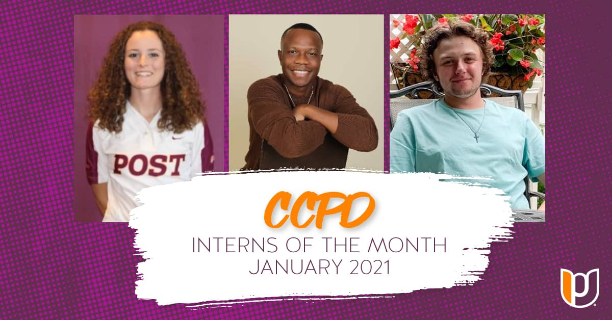 photos of each of the interns