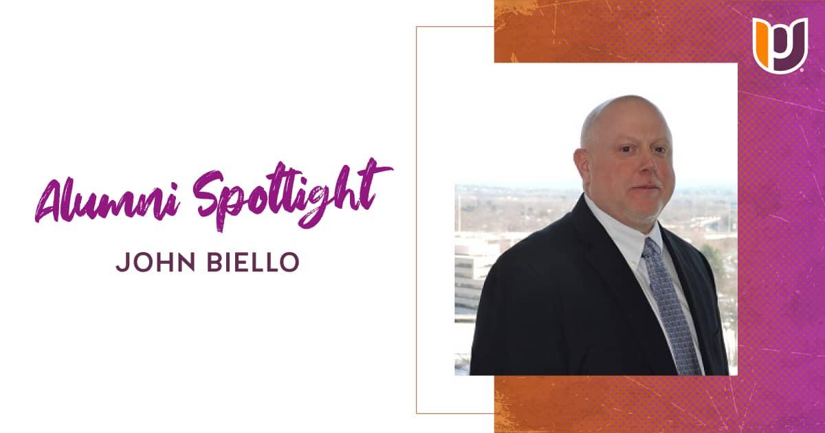 Alumni Spotlight: John Biello